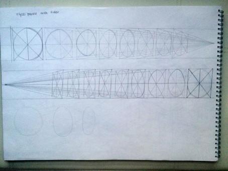 Ellipses sketches