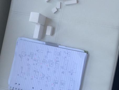Cuboids project process