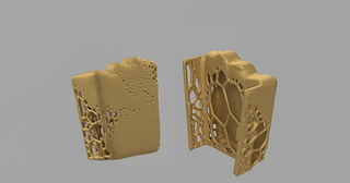 Augment bionics Dorsal surface cover prototype