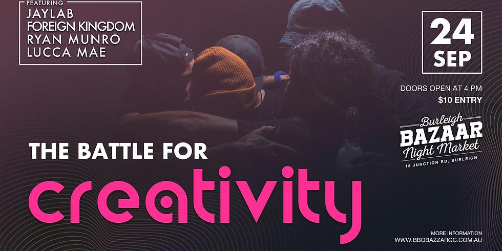 Battle for Creativity Part 1