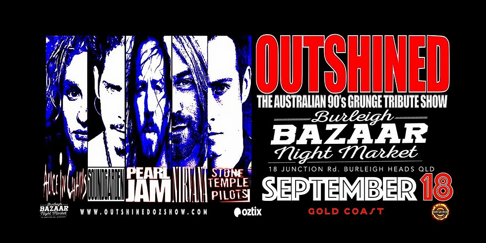 Outshined 90s Grunge show