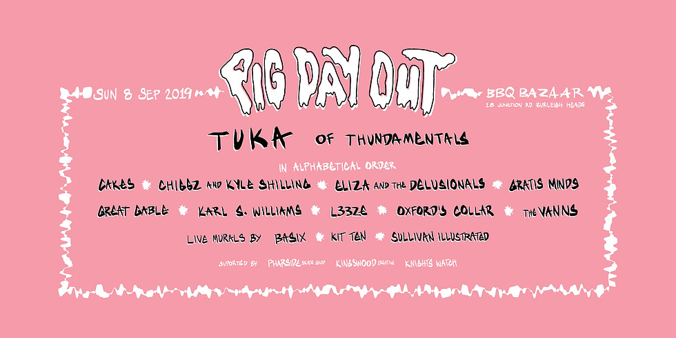 Pig Day Out 2019