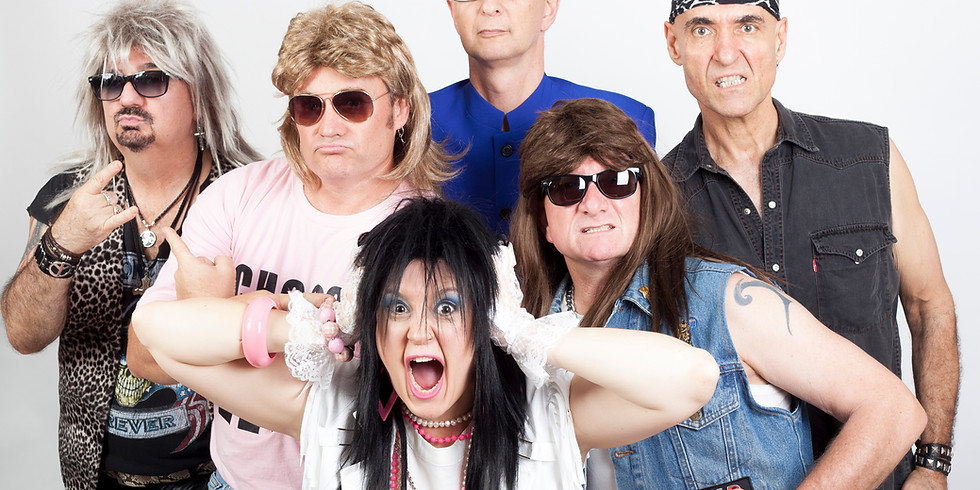 The BIG 80's party