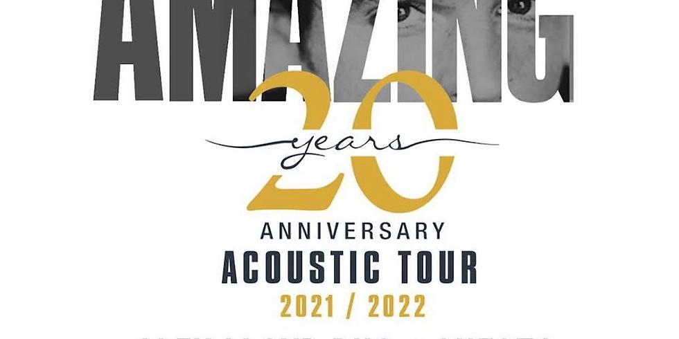 Alex Lloyd 'Amazing 20th Anniversary Show'