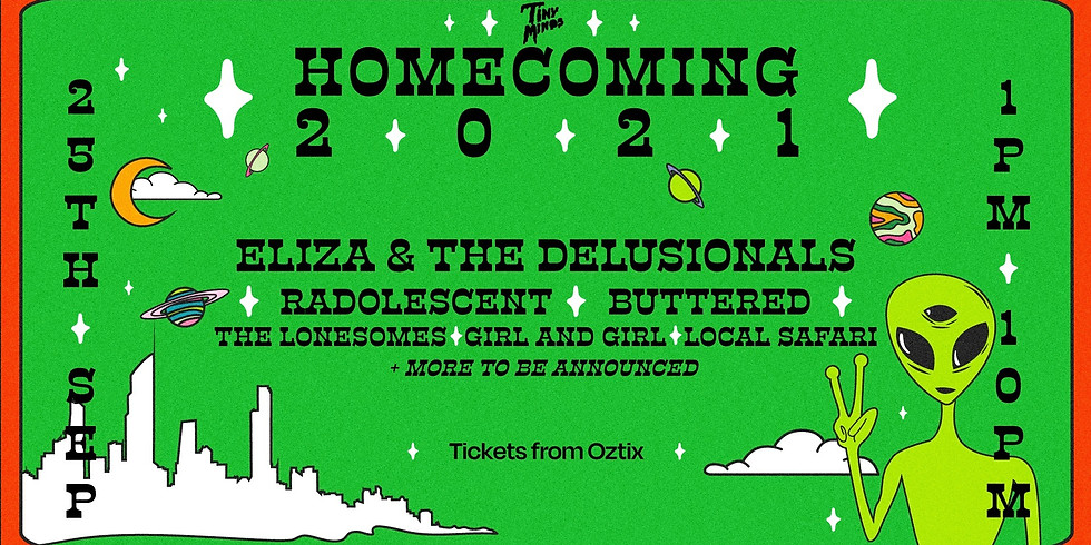 Homecoming Festival 2021