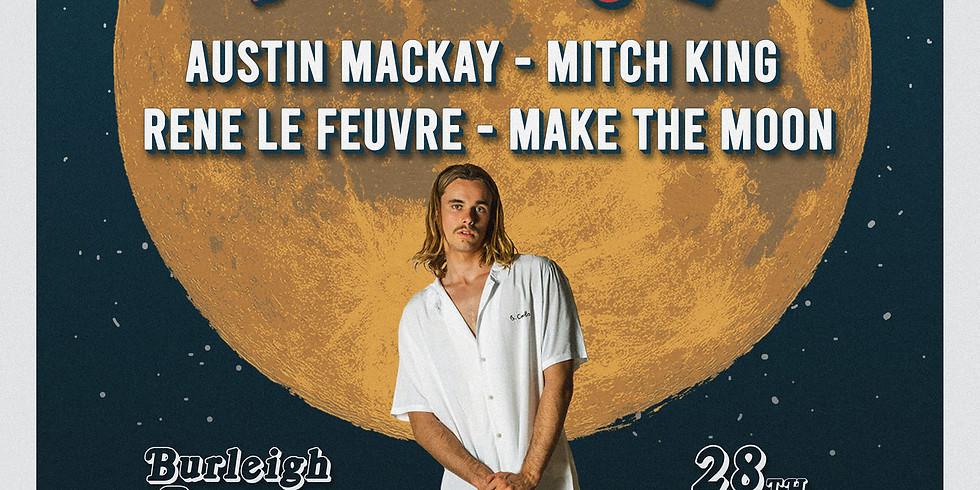 Austin Mackay, Mitch King, René Le Feuvre, Make The Moon