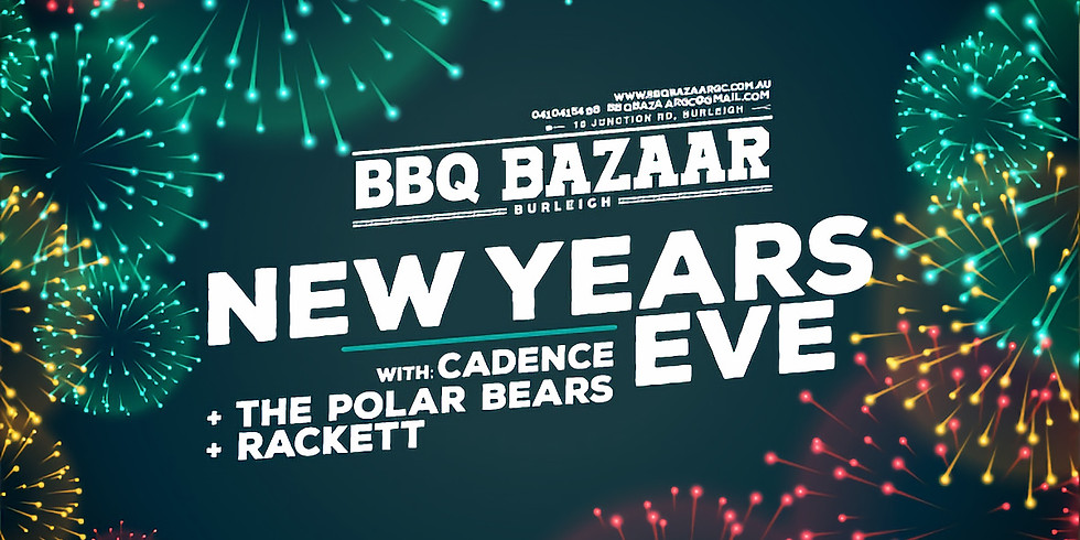 New years eve at BBQ Bazaar