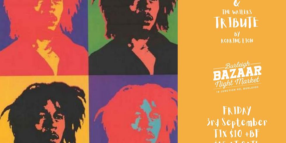 Bob Marley By Roaring Lion