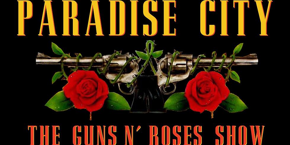 Paradise City- Guns N' Roses show