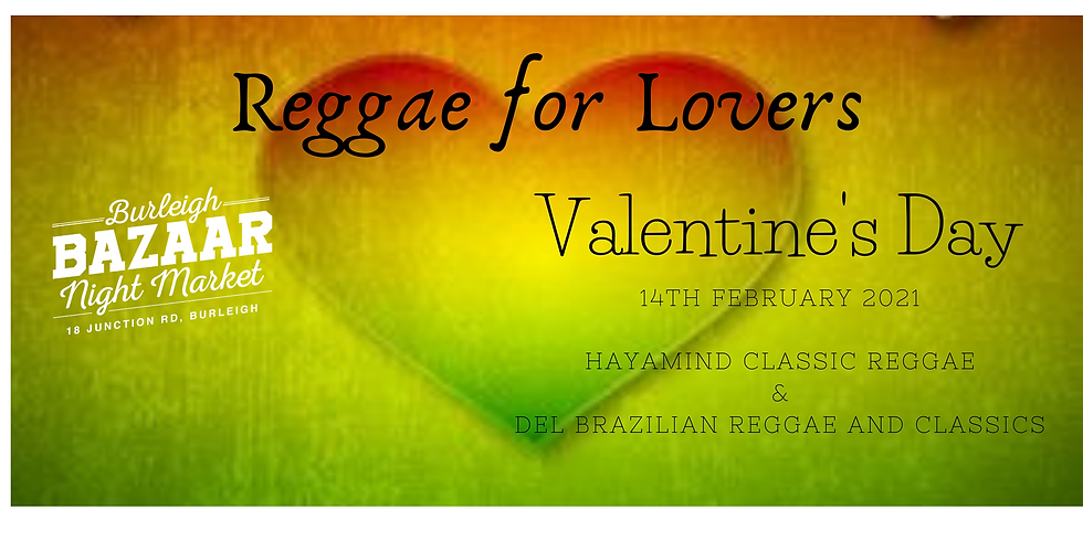 Valentines Day Reggae for Lovers