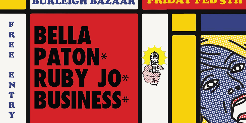 Bella Paton, Ruby Jo & Business