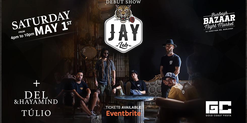 JAY LAB, HAYAMIND,DEL & TULIO REGGAE NIGHT