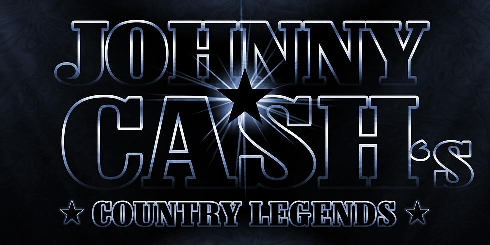 Johhny Cash's Country Legends