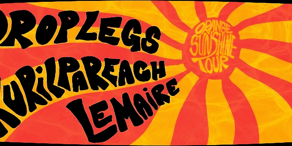 Drop legs, Kurilpa Reach & Lemaire