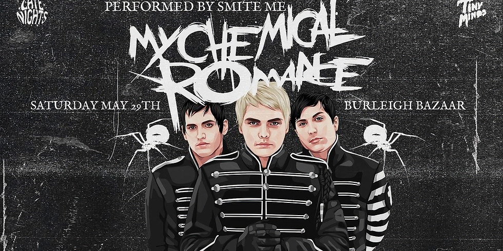 My Chemical Romance Tribute (Smite Me + Kid Fly)
