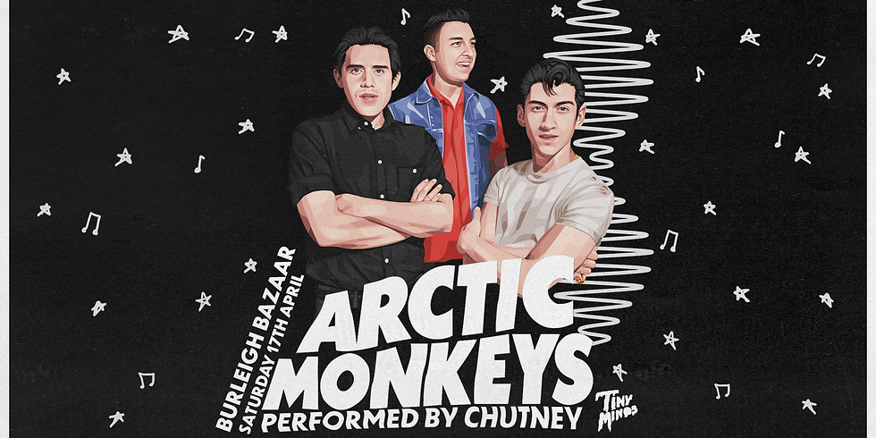 The Arctic Monkeys by Chutney