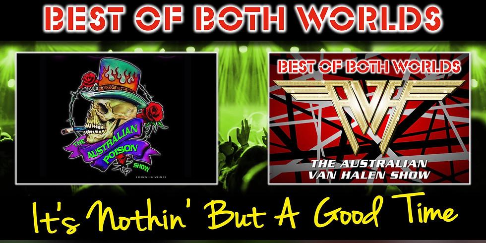 Poison & Van Halen Double Header