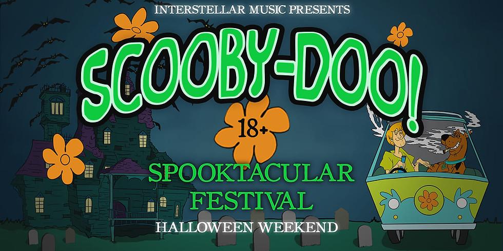 Scooby Doo SPOOKTACULAR Halloween Festival