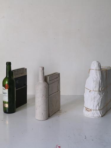 彫刻の仕事  2017