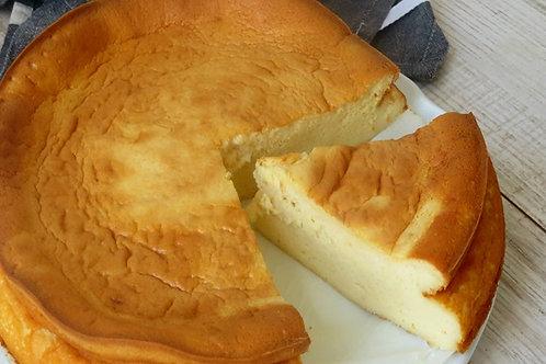 Opción 2: Torta de Queso
