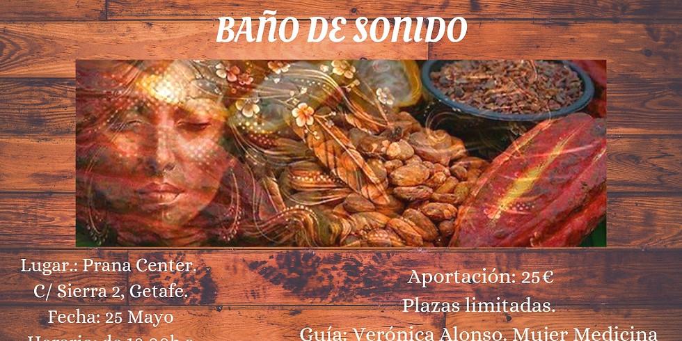 CEREMONIA DE CACAO Y BAÑO DE SONIDO