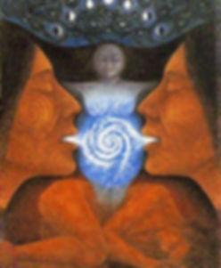 Equilibrio Sagrado Masculino- Femenino (