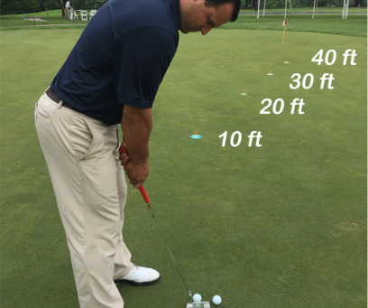 Don't overlook your putting