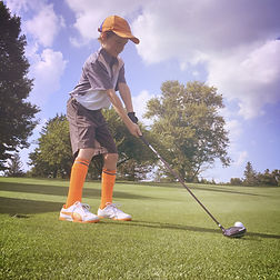 Junior Golf Clinics at the Country Club of Maryland