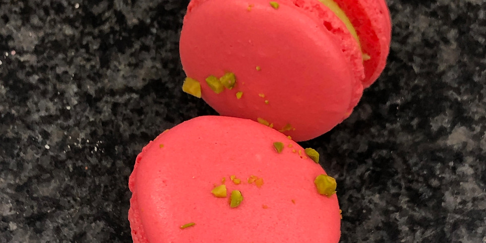 ATELIER ADULTE - Macarons - 40 € - COMPLET