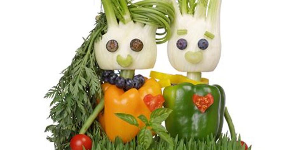 ATELIER ADULTE - cuisine végétarienne - 35€