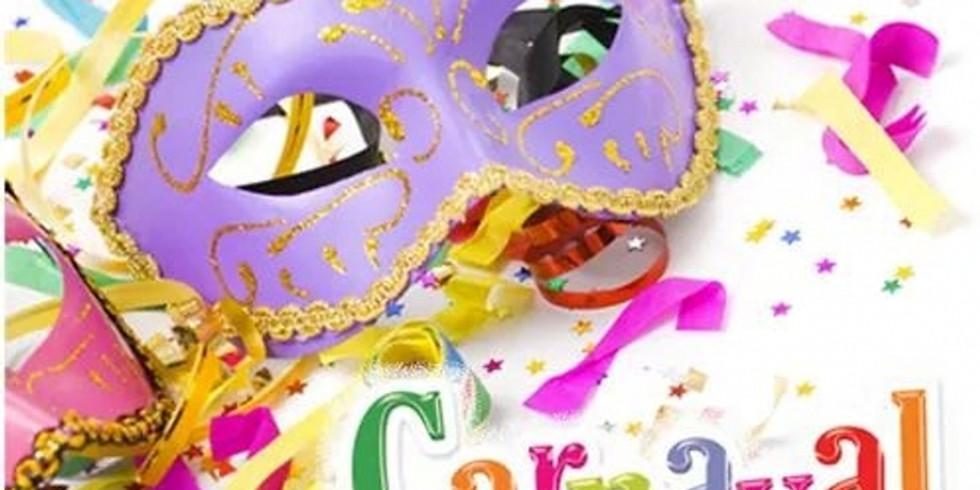 Gâteau de carnaval - 37€
