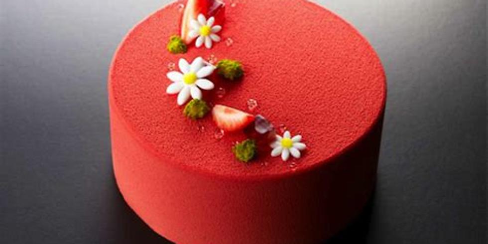 ATELIER ADULTE - le fraisier revisté
