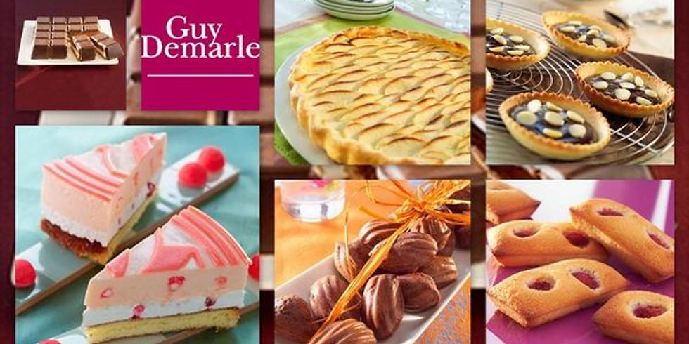 atelier cuisine GUY DEMARLE