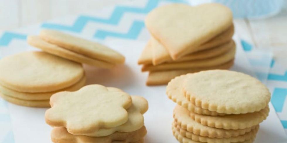 ATELIER Parents/enfants   - Les biscuits - 50 euro  - COMPLET