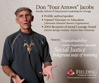Four Arrows Don Trent Jacobs