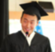 ES Interntational School student graduation