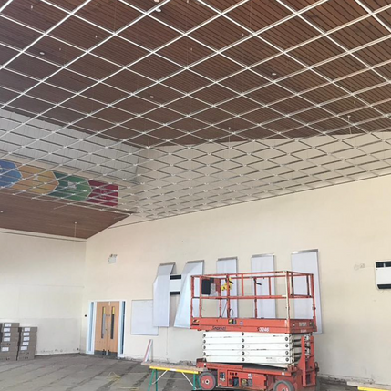 Suspended Ceiling - Sawtry