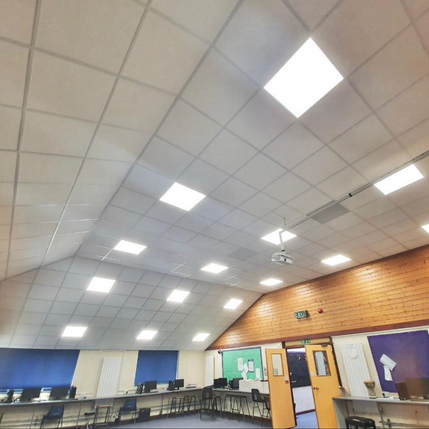 Suspended Ceiling - Ely