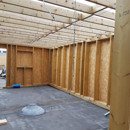 Timber Extension - Stafford