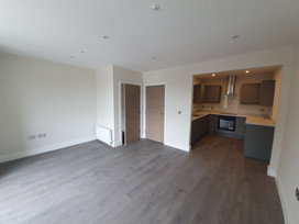 Doors, Skirting, drywall, kitchen, wood flooring - Huntingdon