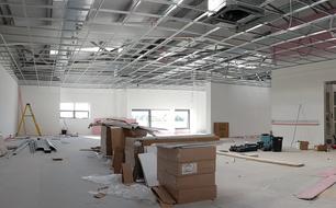 Suspended Ceilings, Plastering, Studwork, Door Hanging, Skirting Architraves --  Cambridge