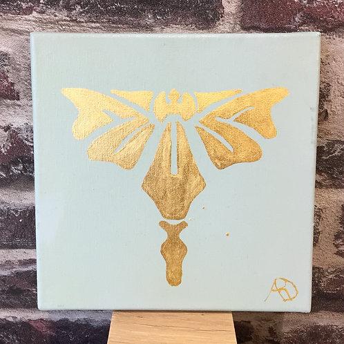 Papillon or Art déco