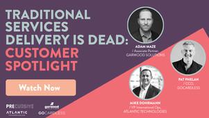 PRECURSIVE Customer Spotlight - Services Delivery