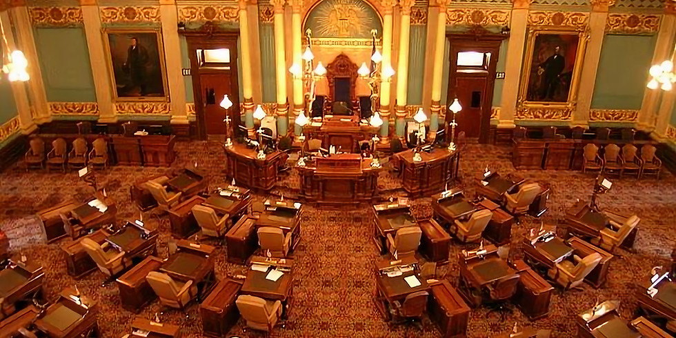 Connecting with Legislatures