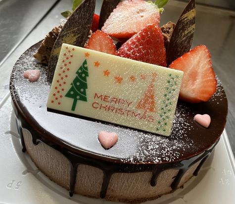 ・2020年のクリスマスケーキを全てお渡し出来ました。