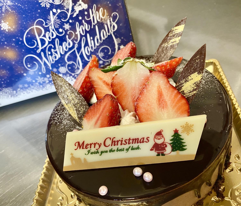 2019年クリスマスケーキが無事終了いたしました。