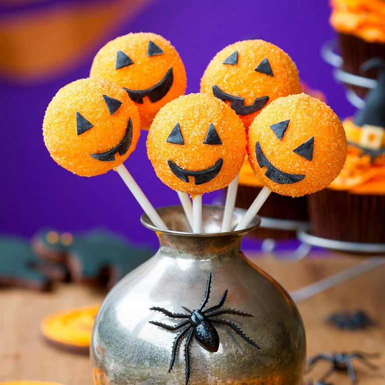 Halloween Candy Class