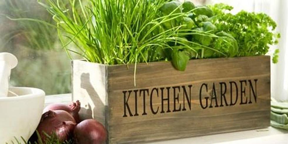GROW YOUR FOOD Culinary Camp