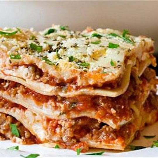 Lasagna 101 Cooking Class