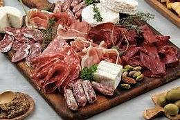 Charcuterie and AntiPasti Making